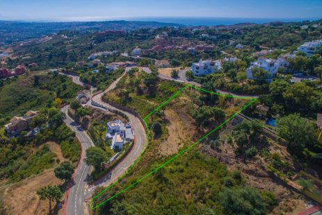 Działka budowlana Hiszpania Costa del Sol