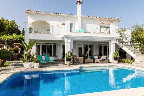 Hiszpania Andaluzja. Dom Hiszpania El Rosario Marbella nieruchomości