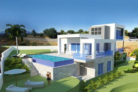 Nieruchomości deweloperskie domy wille w Andaluzji
