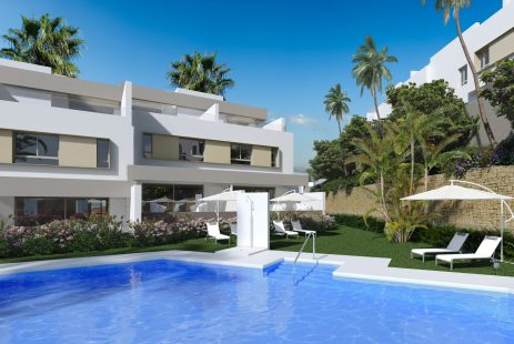 Horizon Golf nieruchomości Hiszpania Andaluzja