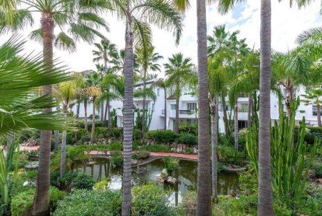 Costa del Sol. Jardines de la Aldaba nieruchomości Hiszpania