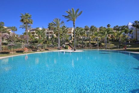 Las Brisas apartament w Marbella Hiszpania