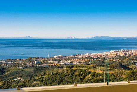 Costa del Sol. Los Monterso Hill Club Marbella nieruchomości