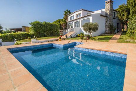 Costa del Sol Hiszpania willa sprzedaz