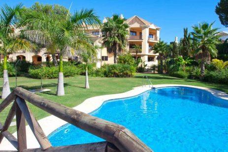 Apartament Puerto Banus luksusowe nieruchomosci Costa del Sol
