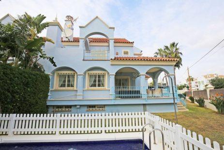 Hiszpania-Dom Puerto Banus w San Pedro