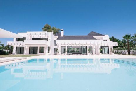 Luksusowe nieruchomości Hiszpania