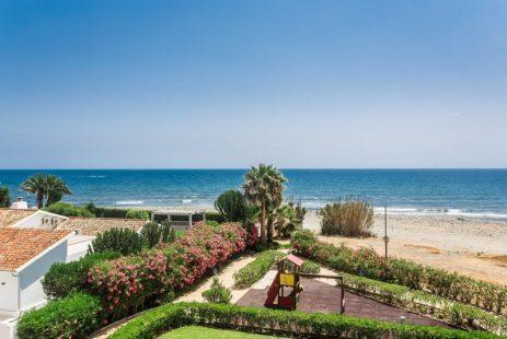 Hiszpania. Willa na Lorea Playa Puerto Banus Hiszpania Marbella nieruchomości