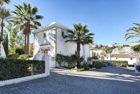 Domek bliżniaczy Andaluzja nieruchomości