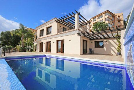 Elviria Costa del Sol willa nieruchomość