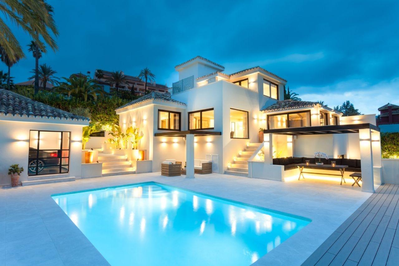 Hiszpania nieruchomości luksusowe