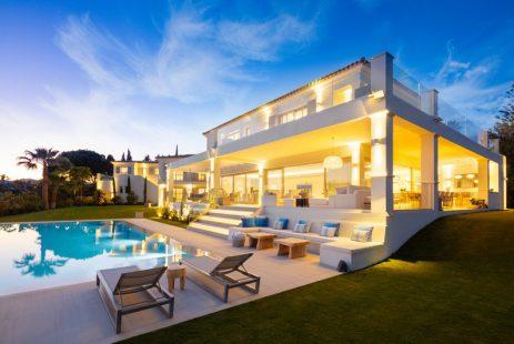 Luksusowa willa w Hiszpanii na sprzedaż
