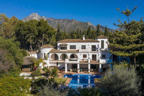 Costa del Sol. Luksusowa willa w Andaluzji nieruchomości