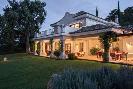 La Zagaleta luksusowa willa w Hiszpanii