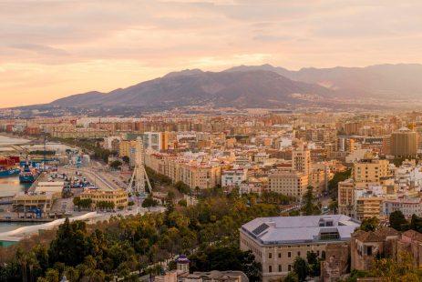 Malaga Hiszpania