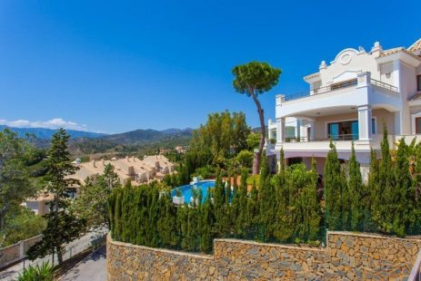 Marbella Elviria Hiszpania dom
