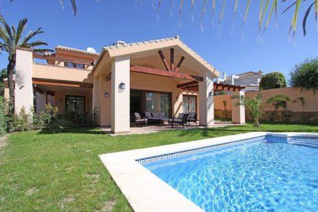 Marbella Hiszpania willa na sprzedaz