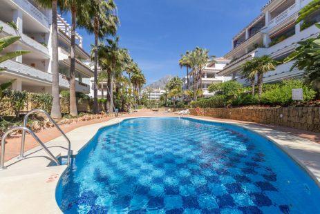 Marbella mieszkanie Hiszpania na sprzedaż