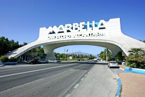 Marbella Hiszpania