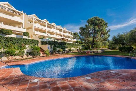 Hiszpania nieruchomości apartament na New Golden Mile