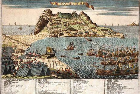 Oblężenie Gibraltaru