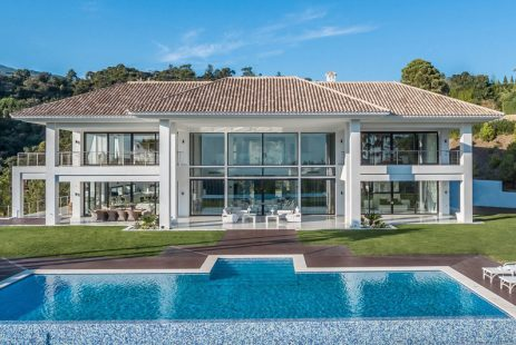 Luksusowa rezydencja w Hiszpanii