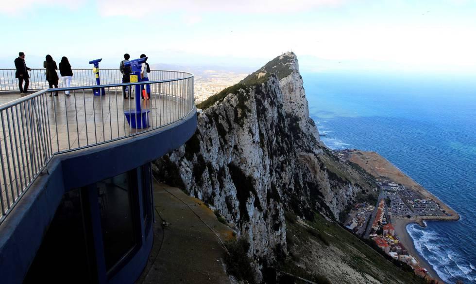 Gibraltar Hiszpania zwiedzanie