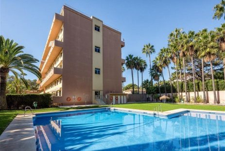Carib Playa apartament blisko plaży Costa del Sol Hiszpania