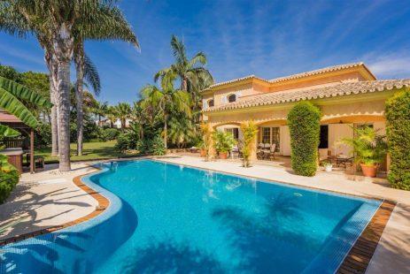 Carib Playa Marbella dom jednorodzinny