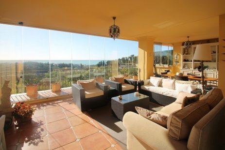 Condado de Sierra Blanca apartament w Marbella