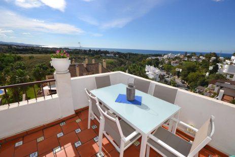 Coto Real apartament Marbella zagraniczne nieruchomości