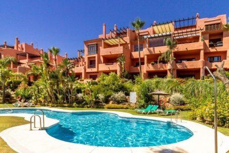 Hiszpania apartament El Soto tanie nieruchomości Costa del Sol