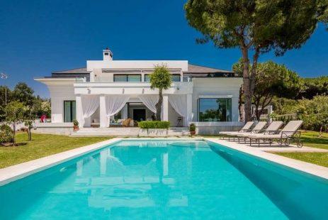 Willa Andaluzja sprzedaż Hacienda las Chapas Marbella