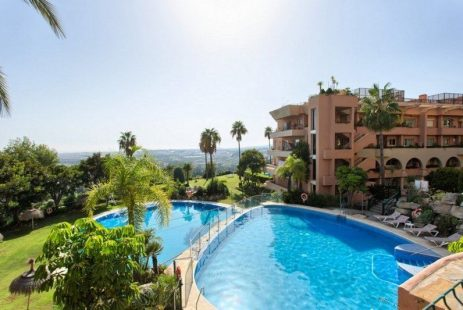 Hiszpania-Magna Marbella apartament w Marbella