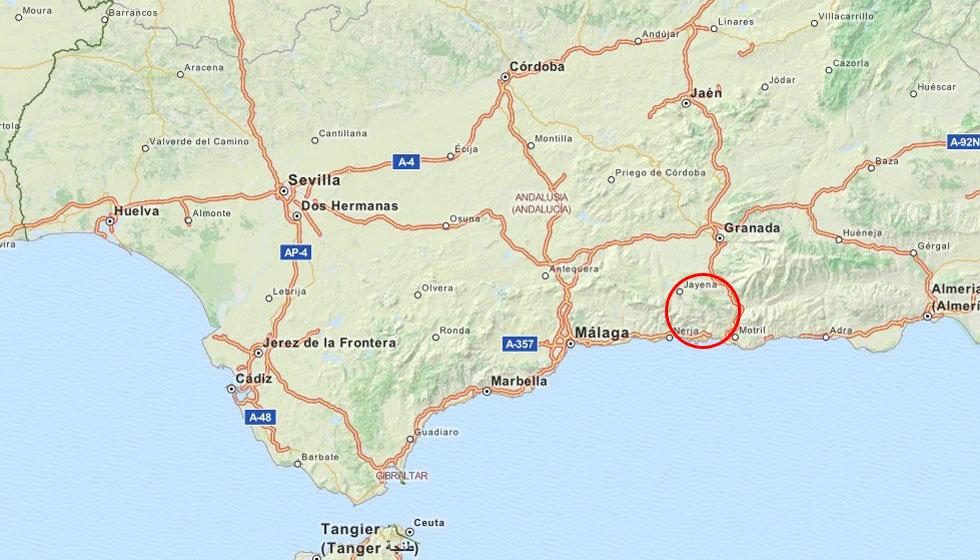 Costa Tropical Hiszpania