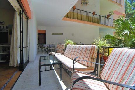 Mieszkanie w centrum Marbella