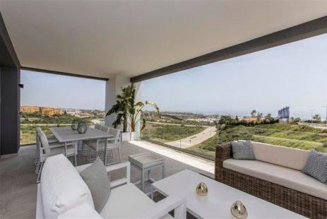 Nowe apartamenty Estepona