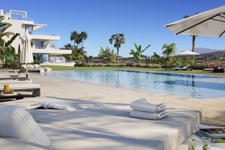 Nowy apartament na Atalaya Alta Estepona