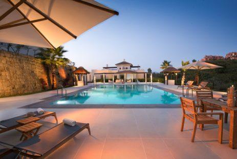 Oakhill Marbella nowe apartamenty
