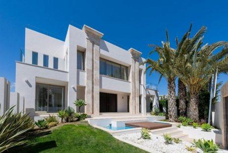 Espana. Oasis de Banus luksusowa willa