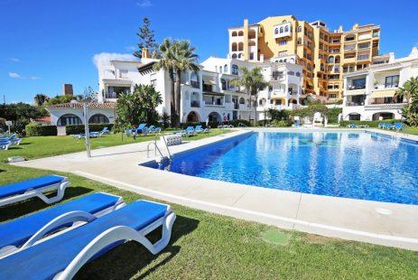 Cabo Pino mieszkanie