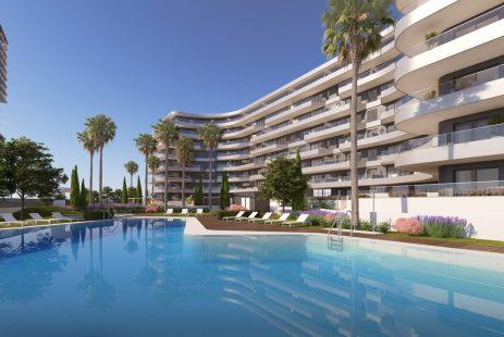Malaga apartamenty na sprzedaż Hiszpania