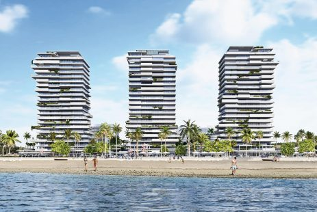 Picasso Towers Malaga nieruchomości