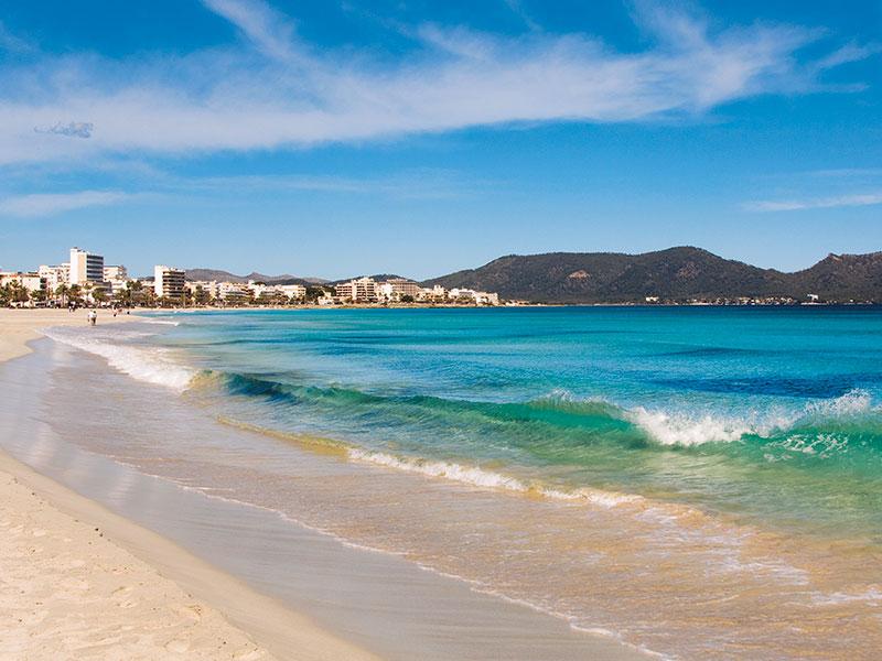 Hiszpania plaża